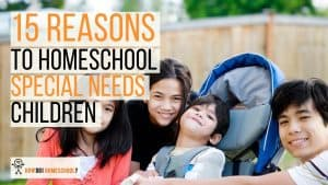 Reasons to Homeschool Your Child: Disabled, Gifted and Special Needs. #reasons to homeschool #disabledhomeschool #specialneedshomeschool #giftedhomeschool