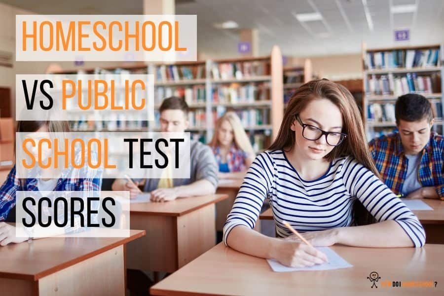 Homeschool Vs Public School: Statistics and Test Scores