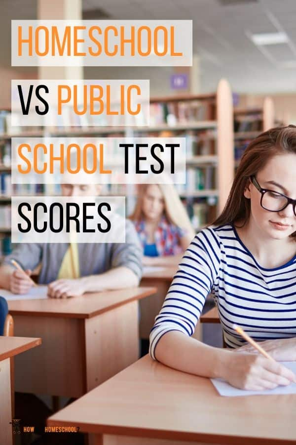 Learn about Homeschool vs Public School Test Scores. Do home educated students outperform children in private and public schools?