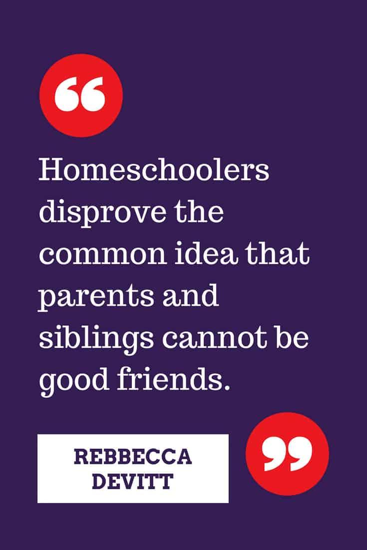 Encouraging Homeschool Quotes
