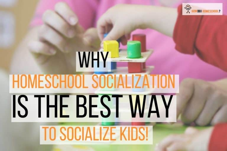 Why Homeschool Socialization is the BEST Way to Socialize Kids!
