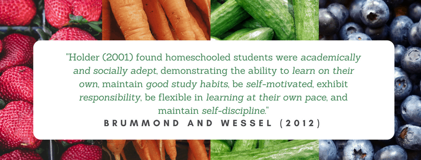 Homeschool to College: Do Homeschoolers Transition to College Well? Homeschool socialization quote