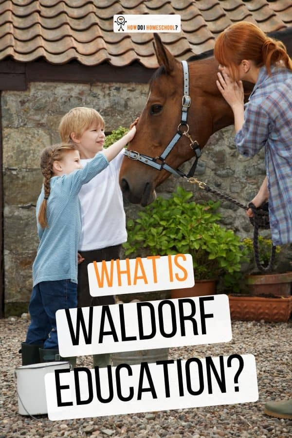 Should I Waldorf Homeschool if i'm a Christian? Do the values in a Steiner education clash with Christian values or is it a good fit? In this article, we discuss the beliefs behind this homeschooling method and how it agrees and/or clashes with Christianity.