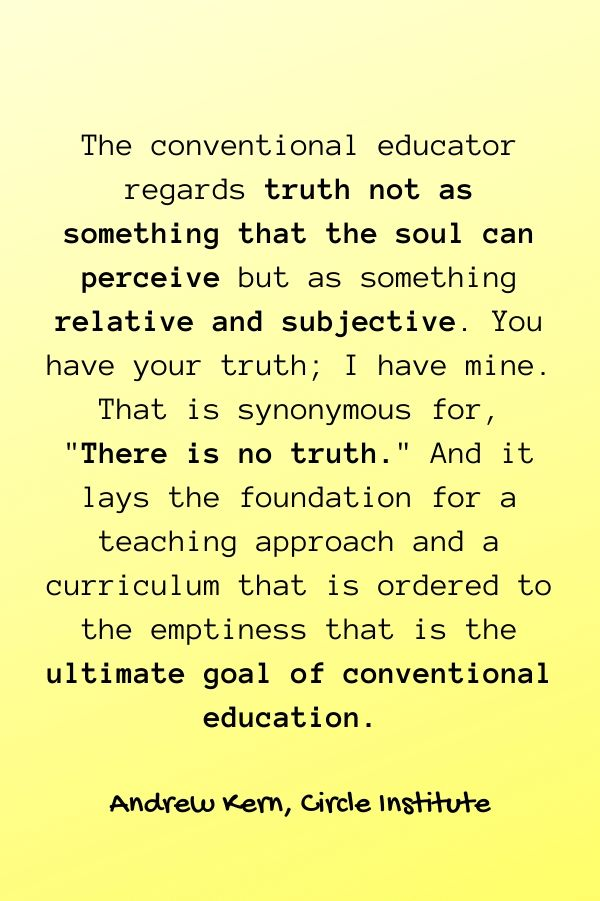 Ultimate Goal of Conventional Education #quote