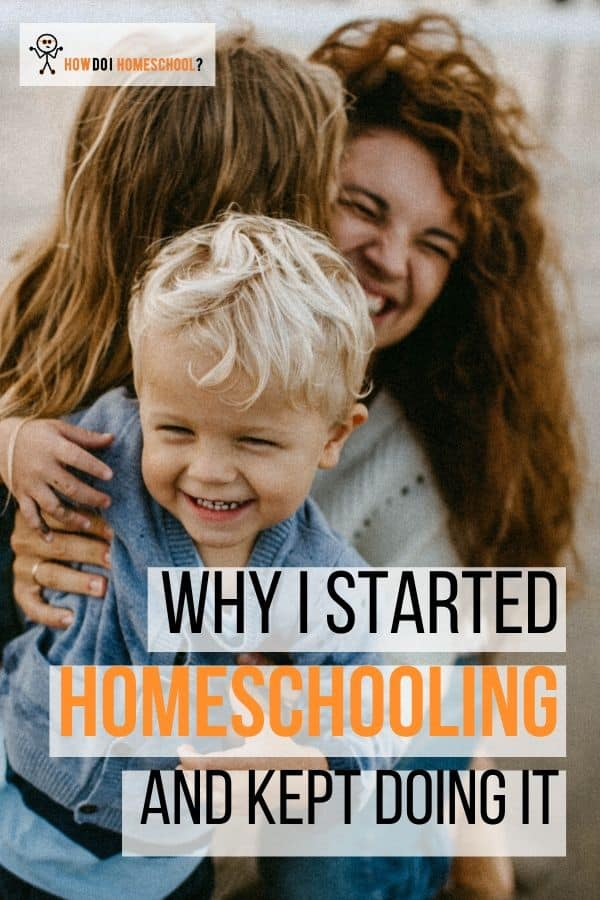 Why I Started Homeschooling AND Why I Kept Doing It Homeschool Interview with a Homeschool Veteran of 16 years