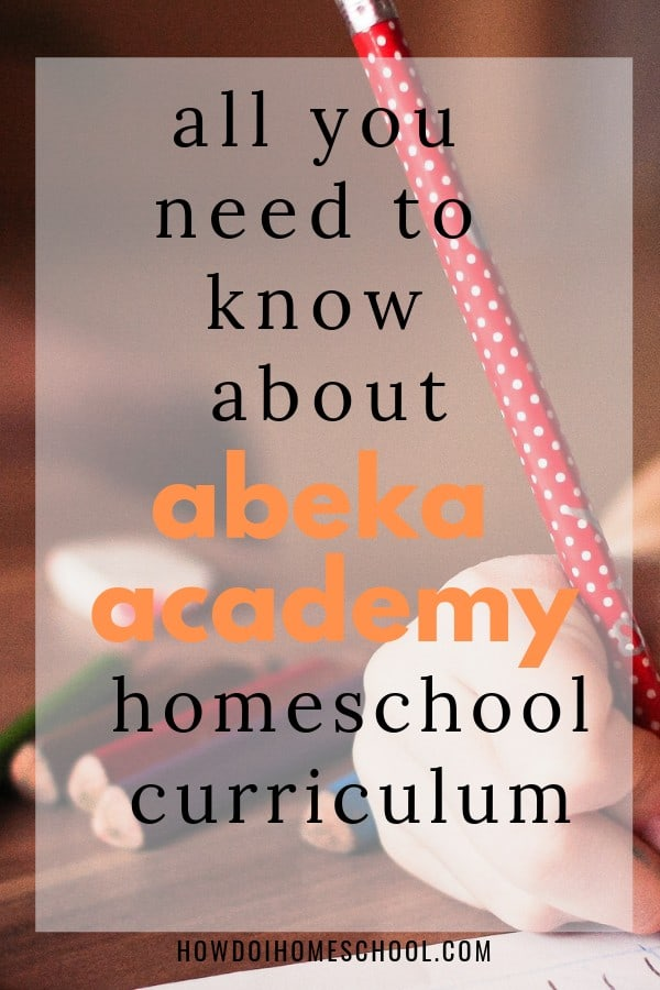 Is an Abeka Academy Homeschool for You? Reviews and Thoughts