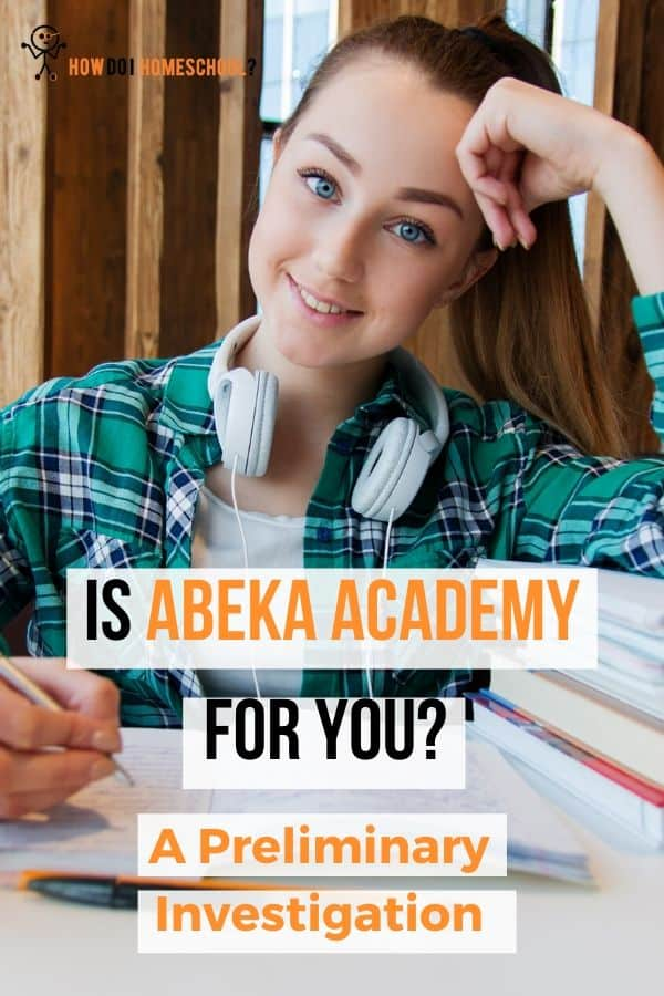 If you're considering an Abeka Academy homeschool for your family this year, you've come to the right place. In this article, we'll be looking at a number of Abeka Academy reviews; we'll distill these reviews and see if we can come to some common conclusions about the curriculum. We'll pull out some of the pros and cons of an Abeka Academy homeschool curriculum. #howdoihomeschool