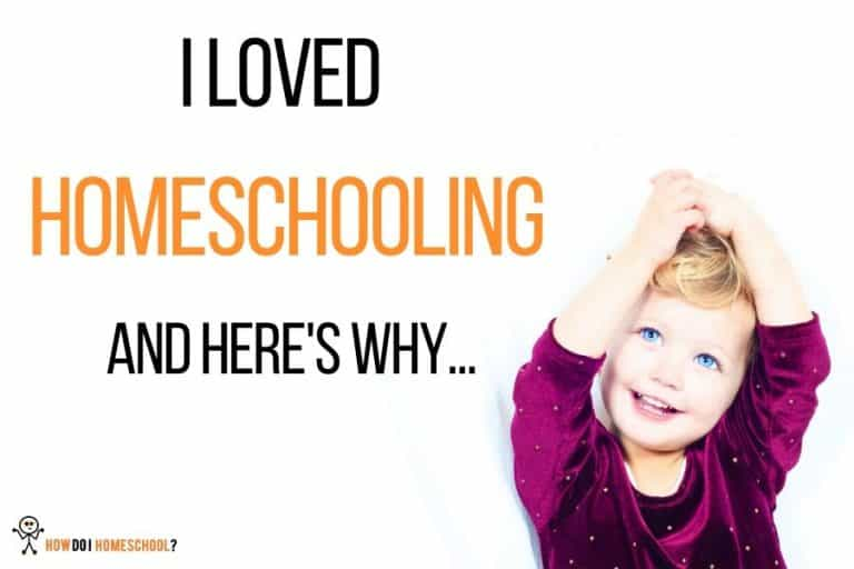 I Loved Homeschooling and this is the reason why.