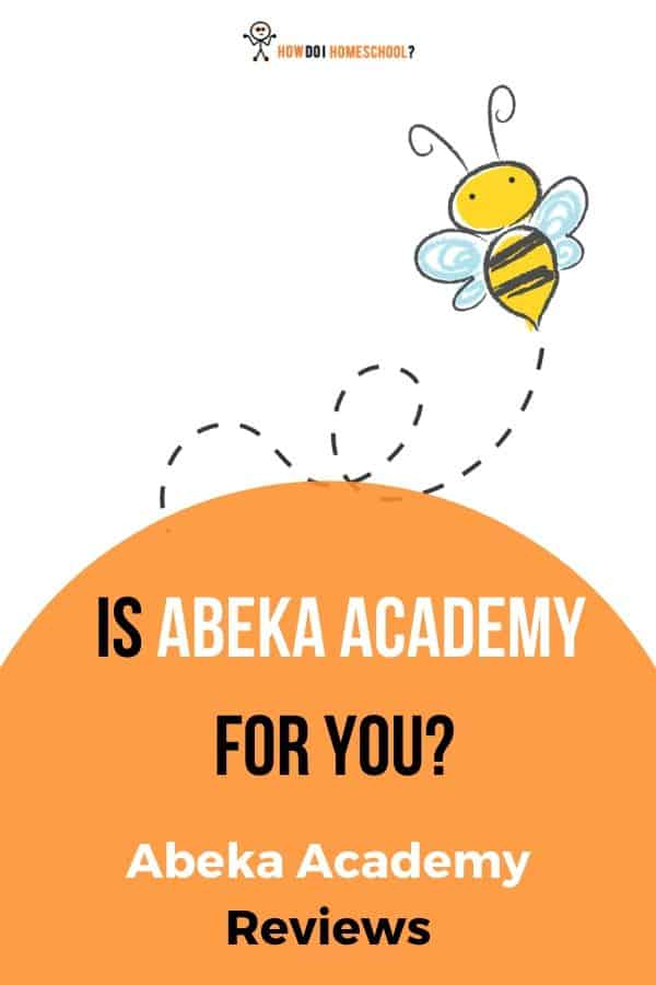Is an Abeka Academy Homeschool for You? Abeka Academy Reviews #homeschoolcurriculum #abeka