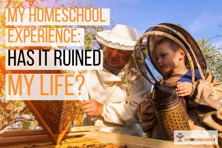 Has homeschooling ruined me for life? My homeschool experience is more positive!