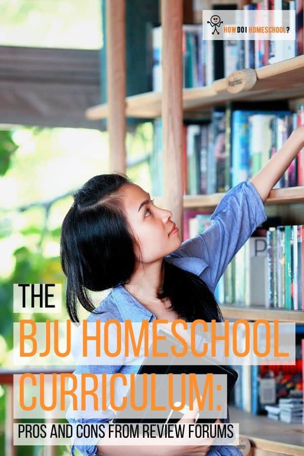 Homeschool curriculum reviews: Bob Jones University Homeschool curriculum. #bjuhomeschool #homeschoolcurriculumreviews #howdoihomeschool