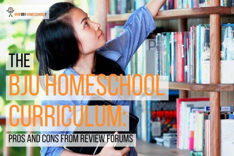The BJU homeschool curriculum_ Pros and cons from review forums