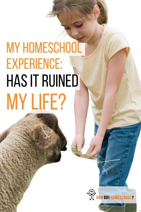 What is homeschooling like? Learn about my experience here. #homeschooling