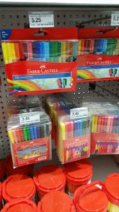 Faber Castell is one of my favorite texter options for homeschoolers.