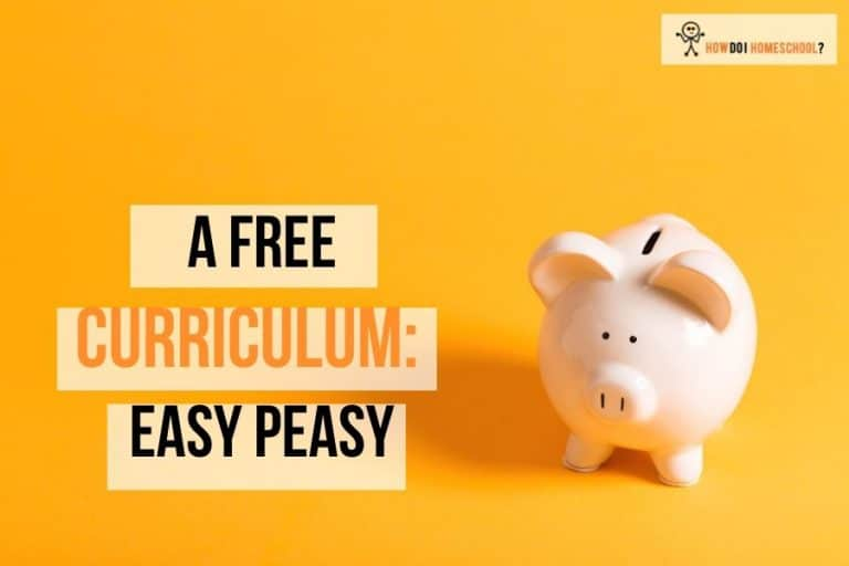 Everything You Want to Know about Easy Peasy, The Free Christian Online Homeschool Curriculum