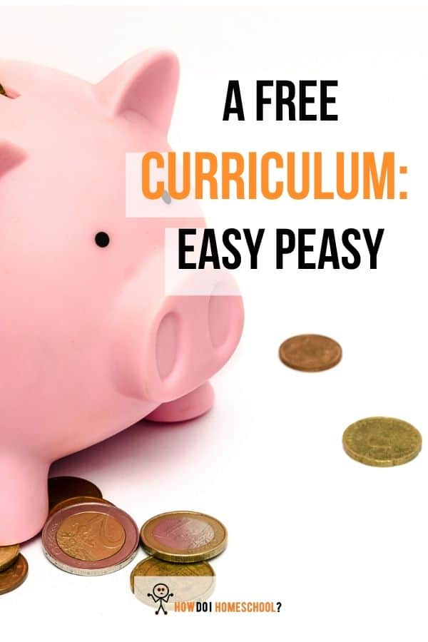 Is Easy Peasy Enough. In this review, we look at this #free #online #Christian #homeschooling #curriculum and discover if you really can get a good quality program for nothing. We look at what forums say and examine comments from around 20 moms and see their consensus on the curriculum. So, if you're interested, check it out! #easypeasy #howdoihomeschool