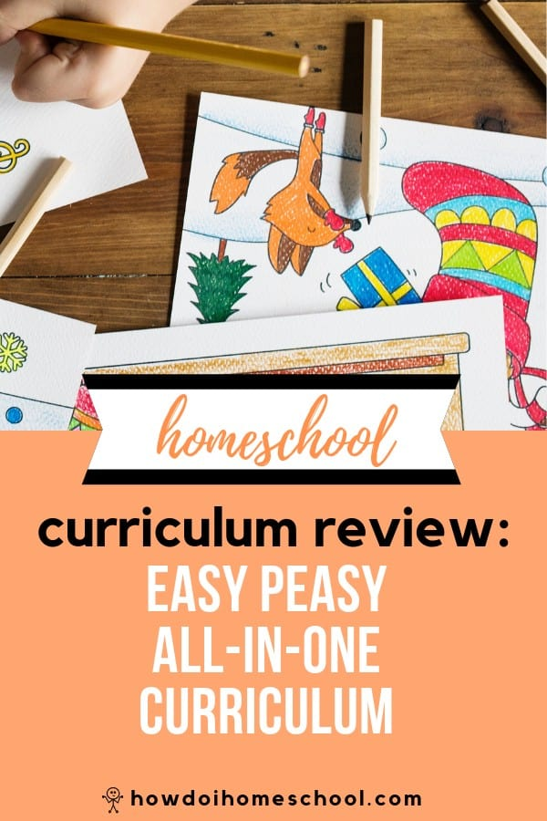 Is Easy Peasy Enough Review Of A Free Online Homeschooling