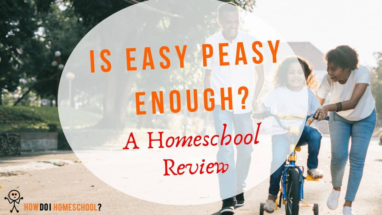 Is Easy Peasy Enough? Review of a Free Online Homeschooling