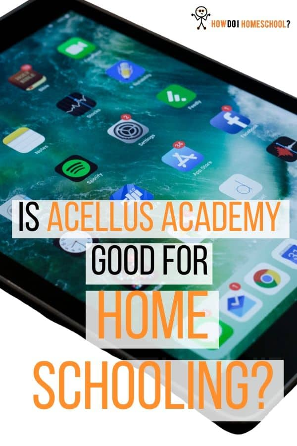 About Acellus Academy & Acellus Curriculum Reviews. Acellus Academy is an online school where parents can get accreditation for the program they do. Find out what people think about this homeschooling curriculum and what it can do for your homeschool. #acellus #acellusacademy #acelluscurriculumreviews #howdoihomeschool