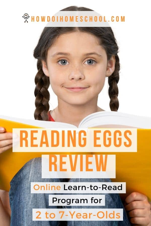 Reading Eggs Reviews_ Learn to Read Program for 2 to 7-Year-Olds. #learntoread #homeschooling #review