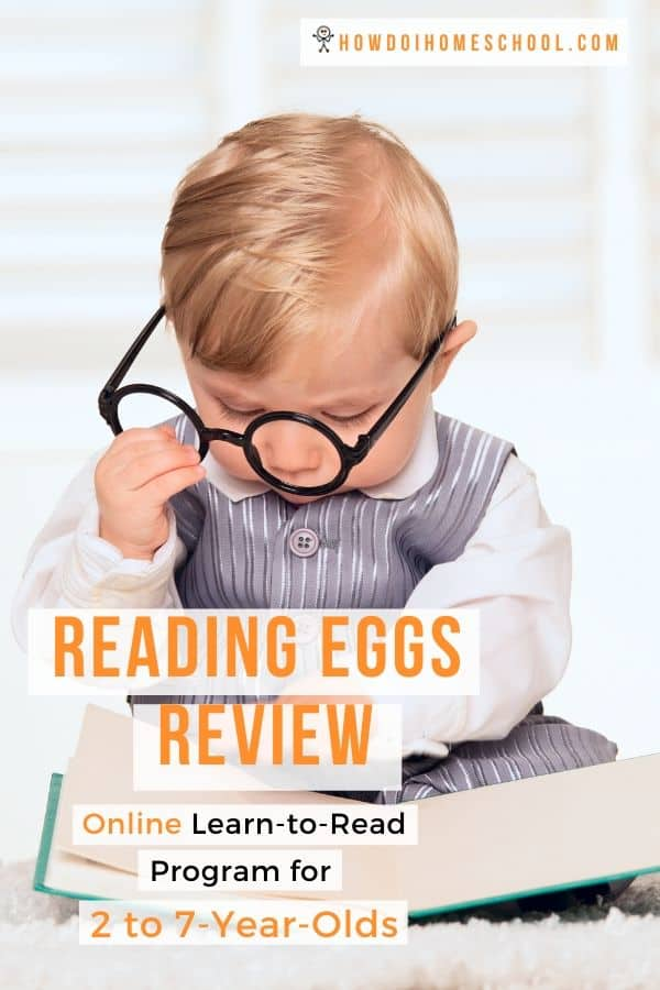 Want a great online program that teaches your children to read? Reading Eggs is a popular program produced by ABC media in Australia. The program, which uses entertaining games that rival Candy Crush, is great at teaching stubborn students to read. Find out what other parents say about this reading program for 2-7 year-olds! #learntoread #reading #readingeggs