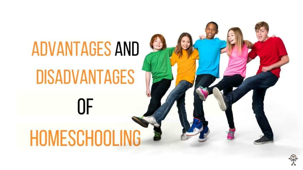 Advantages and Disadvantages of Homeschooling