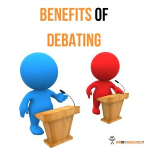 Benefits of Debating