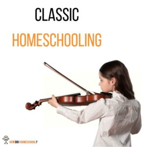 Classical Homeschooling Education
