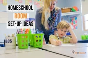 10 Cool Homeschool Room Setup Ideas & Supplies You Need