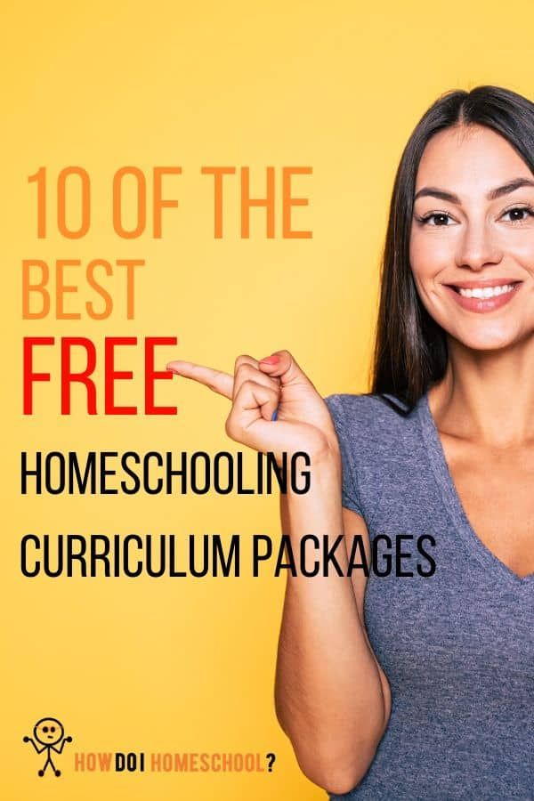 Free Homeschooling Curriculum Packages