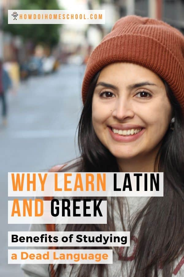 Why learn Latin and Greek. Benefits of studying a dead language. #latin #greek #benefitsoflatin #benefitsofgreek