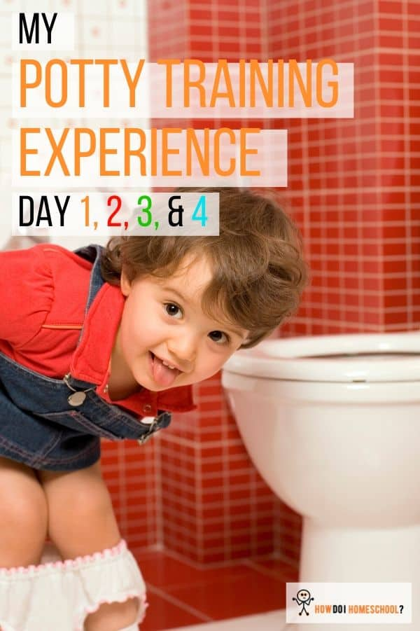 My Toilet Training Experience Day 1, 2, 3, & 4 #pottytraining #day2 #day4