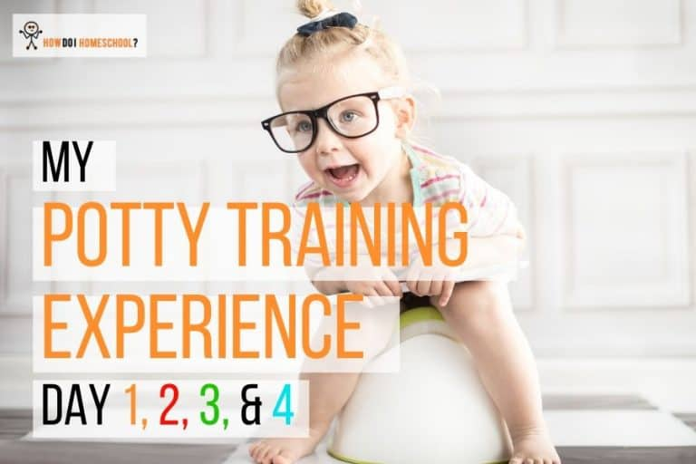 My Potty Training Experience Day 1, 2, 3, & 4 #pottytraining #day1 #day3