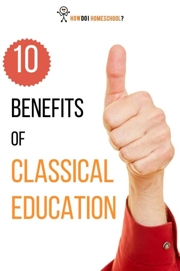 Discover some of the advantages of an education in the classics. #benefitsofclassicaleducation #advantagesofclassicaleducation