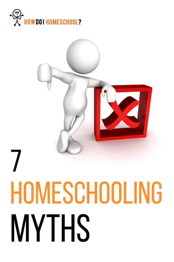 Are homeschoolers smarter than schoolchildren? Are they unsocialized? Are they all poor families who live in trailer parks? . #homeschoolingmyths