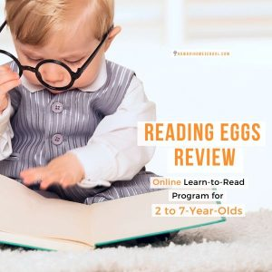 Reading Eggs Homeschool Curriculum for Learning to Read