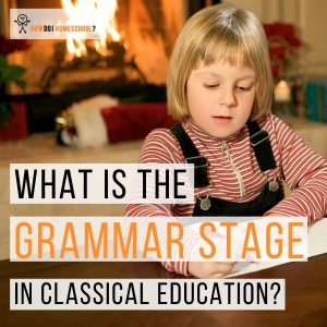 What is the Grammar stage in Classical Education?