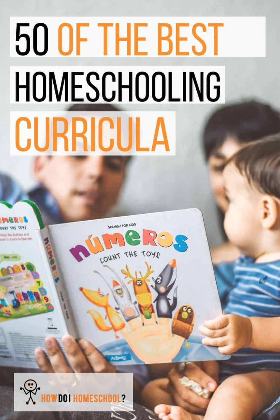 What's the best home education program available today? We look at 50 of the top homeschooling curriculum packages here and compare them side-by-side. #besthomeschoolingcurriculum