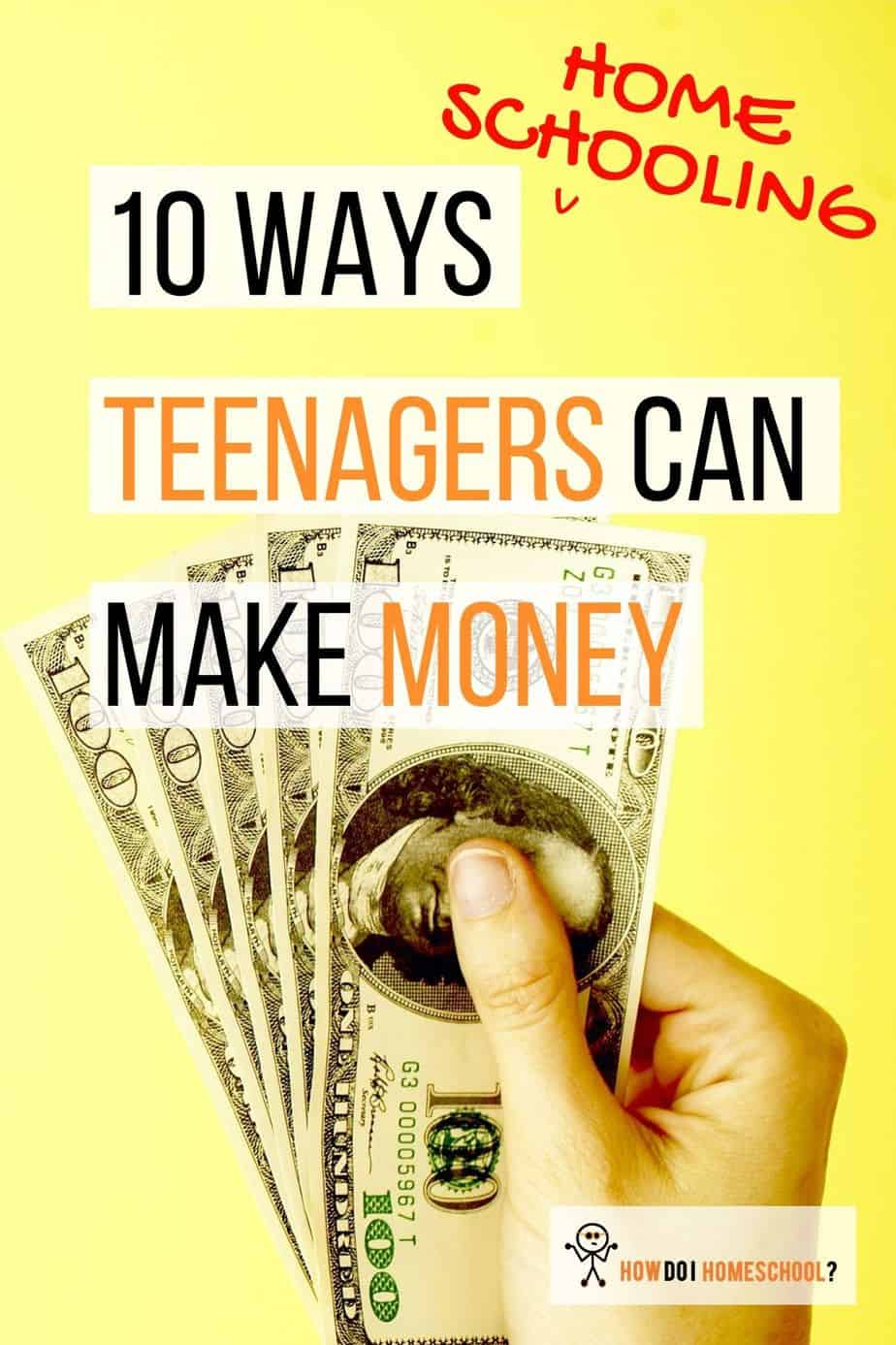 Are you a teenager who wants to make money? There are plenty of ways to do this! In this video, I'll show you 10 ways teenagers make money, including blogging, vlogging, entrepreneurial ventures, baking, mowing lawns, working in a supermarket and more! #waysteenagersmakemoney