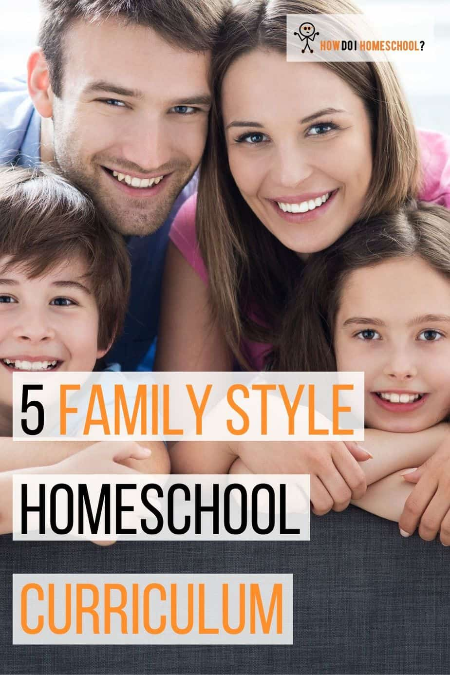 If you have a large family, you have to check out these great homeschooling curriculum options. Including Schoolhouse teachers KONOS, and Five-in-a-row, these won't dissapoint. #familystylehomeschool