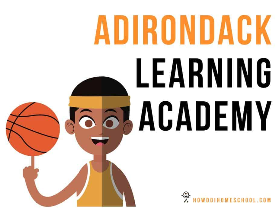 #Adirondack Learning Academy for Student Athletes and Special Needs. Homeschool Curriculum.