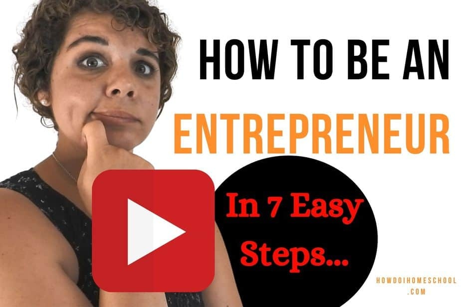 How to Become an Entrepreneur in 7 Easy Steps.