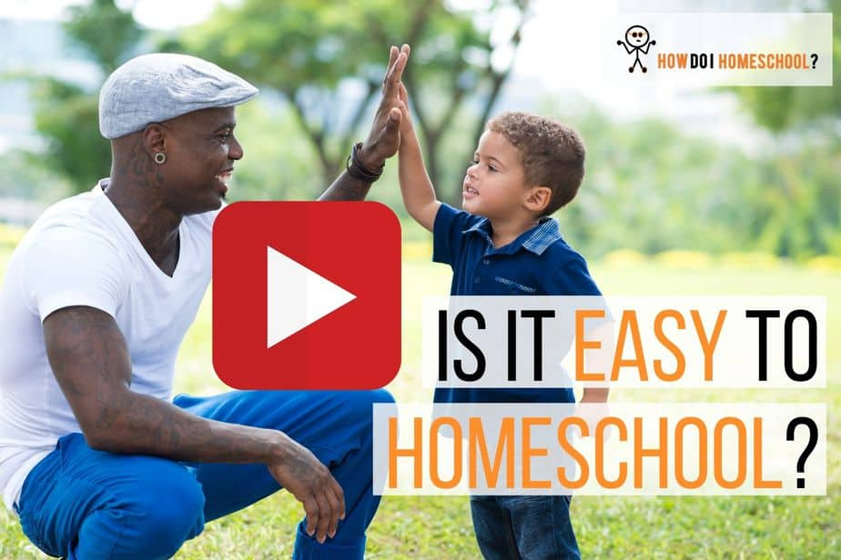 Is it Easy to Homeschool Your Children?