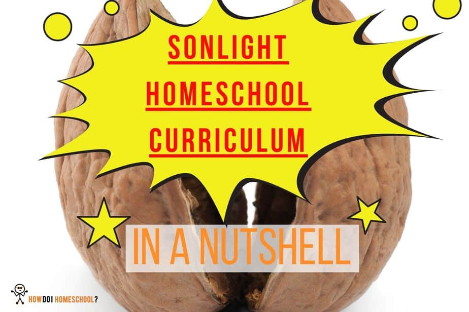 Sonlight Curriculum for Homeschools in a Nutshell. Review by Rebecca Devitt